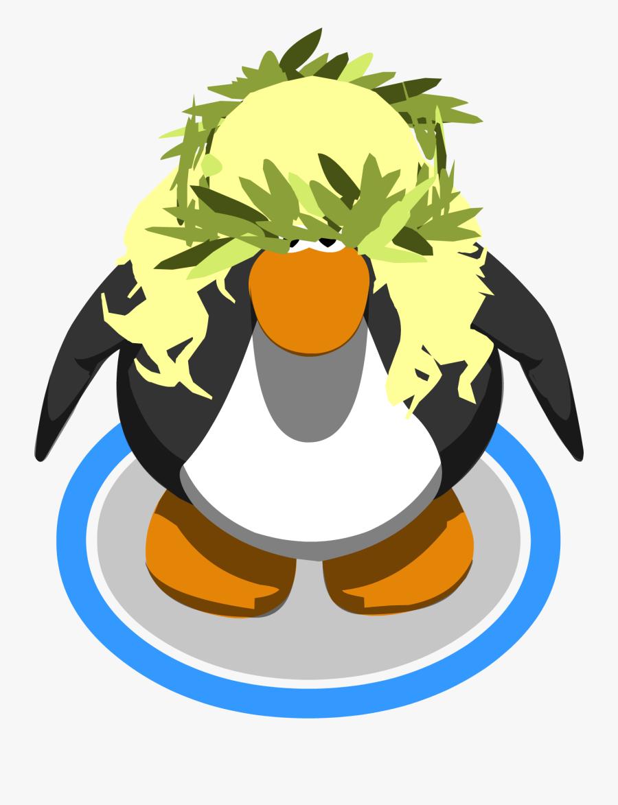 Pineapple Clipart Crown - Club Penguin Kermit Costume, Transparent Clipart