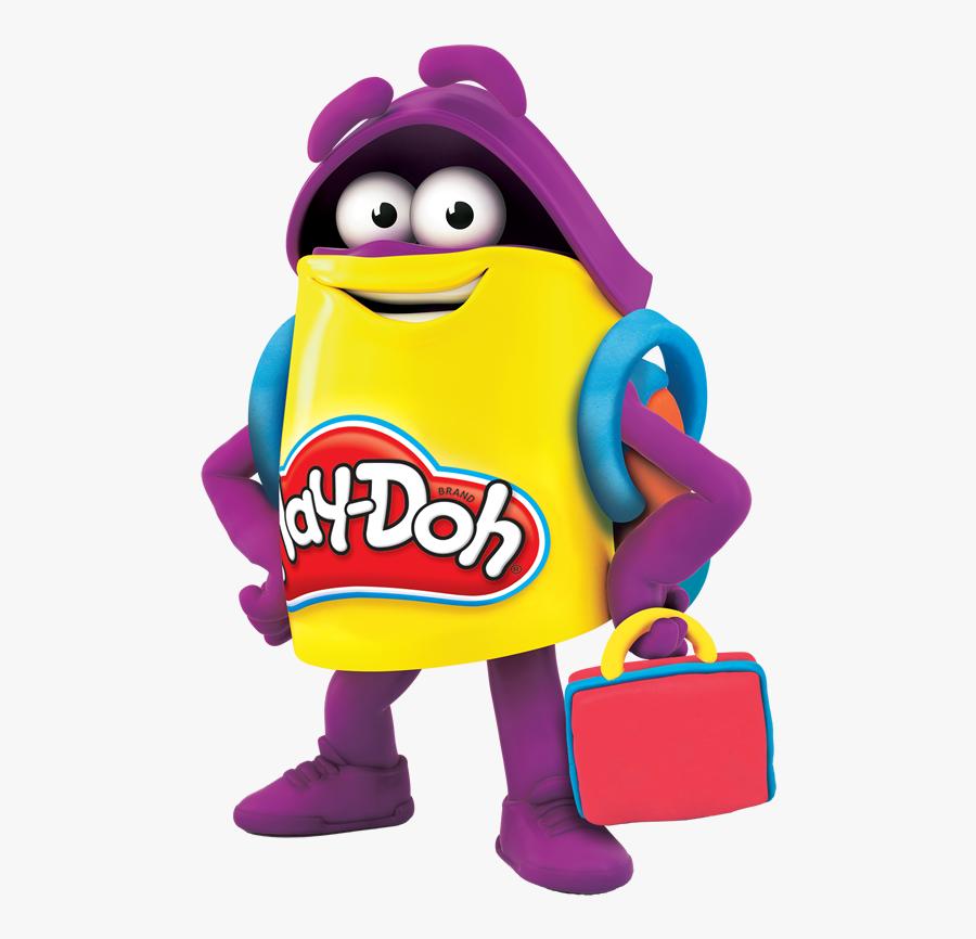 Clip Art Play Doh Png - Play Doh Doh Doh, Transparent Clipart