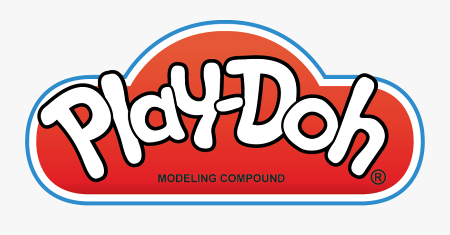 Play Doh Png - Logo De Play Doh, Transparent Clipart