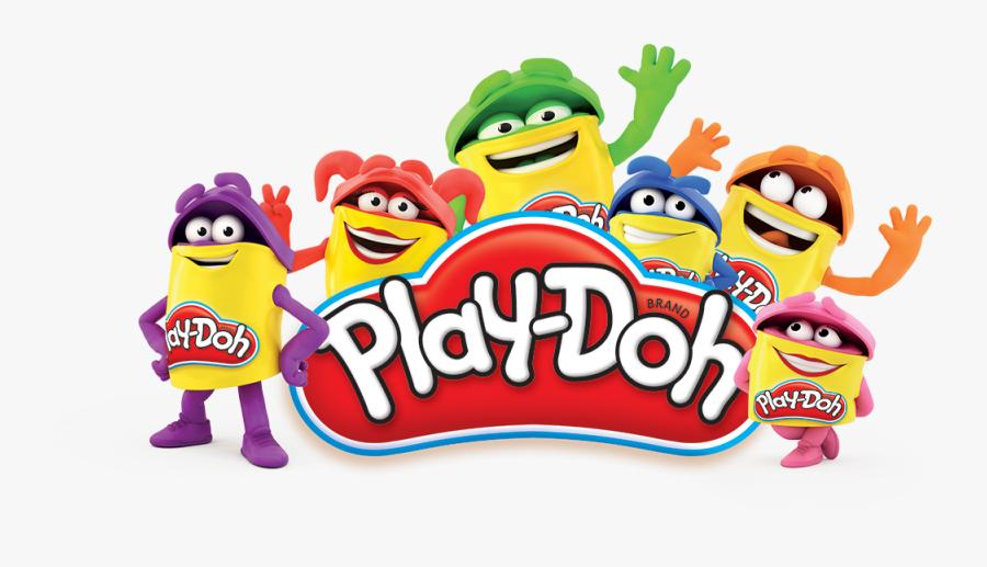 Playdough Clipart Logo - Logotipo De Play Doh, Transparent Clipart