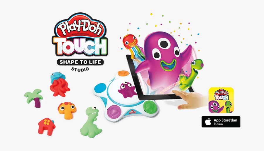 Transparent Dan Clipart - Play Doh, Transparent Clipart