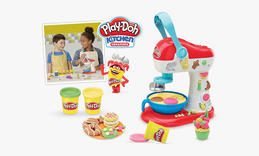Play-doh - Hasbro Play Doh, Transparent Clipart
