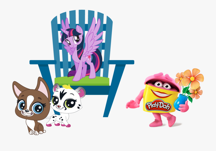 Toy Recycling Newlife Characters - Play Doh, Transparent Clipart
