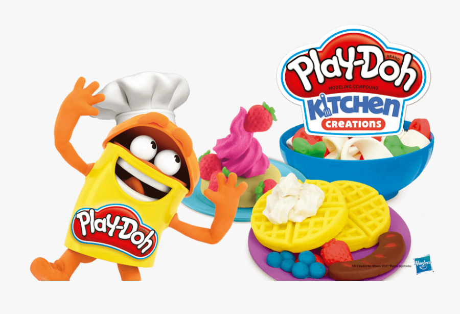 Play Doh Characters Clipart , Png Download - Play Doh Png, Transparent Clipart