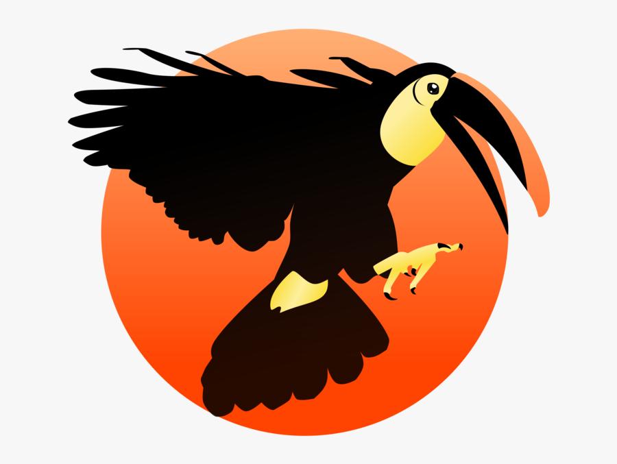 Eagle,bald Eagle,wing - Bald Eagle Toucan, Transparent Clipart