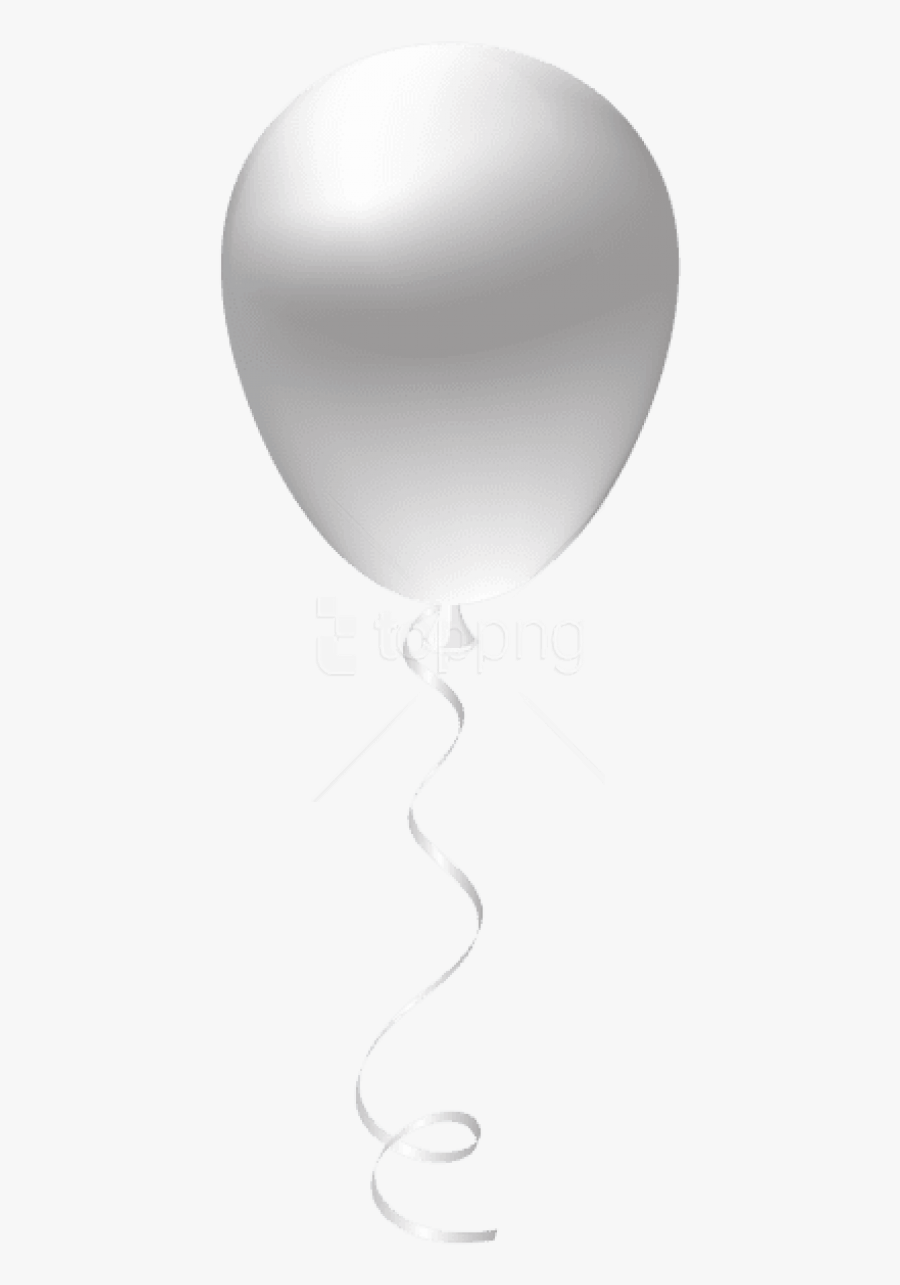 Collections At Sccpre Cat - Transparent White Balloon Png, Transparent Clipart