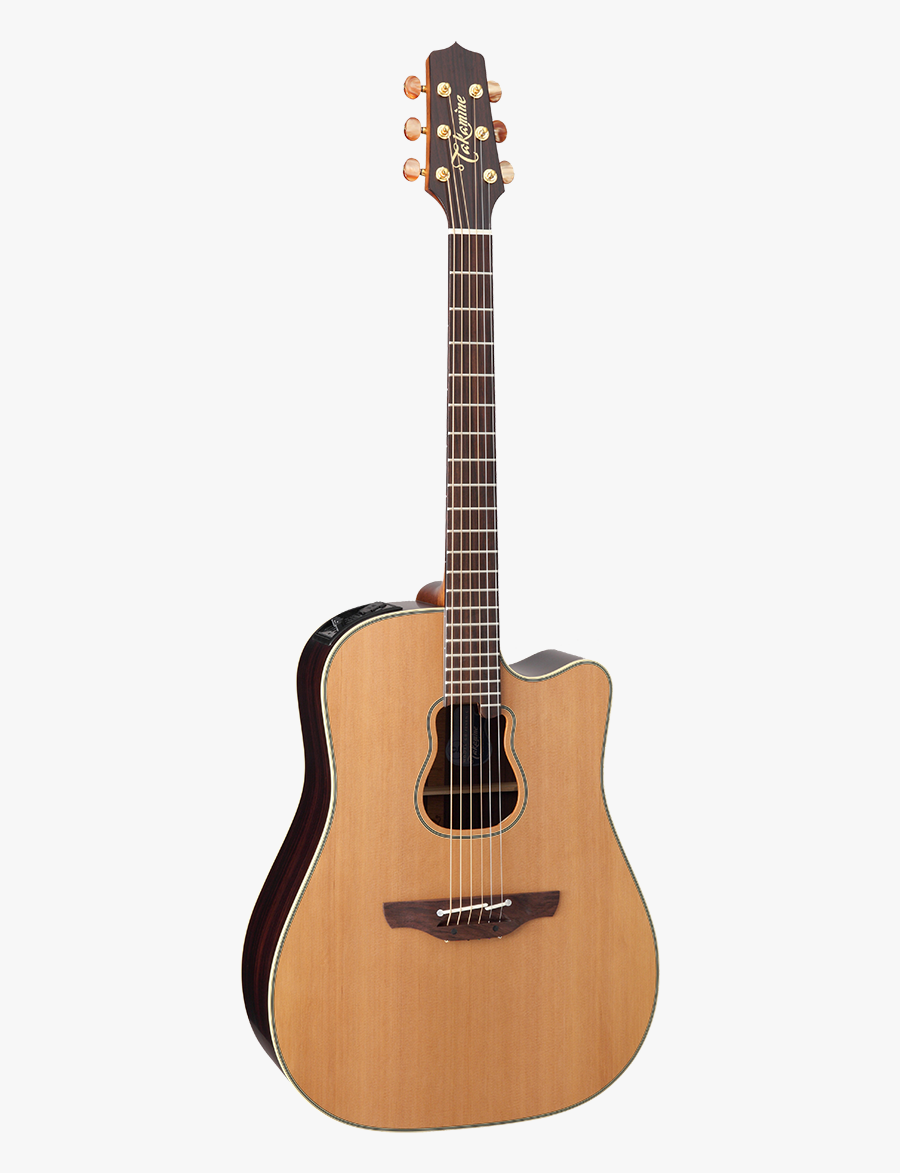 Acoustic-electric Guitar Takamine Guitars Dreadnought - Alhambra Crossover Cs3 Cw, Transparent Clipart