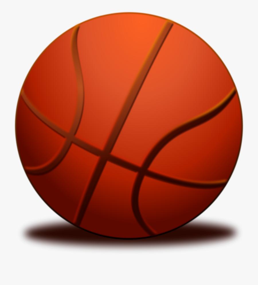Basketball Transparent, Transparent Clipart