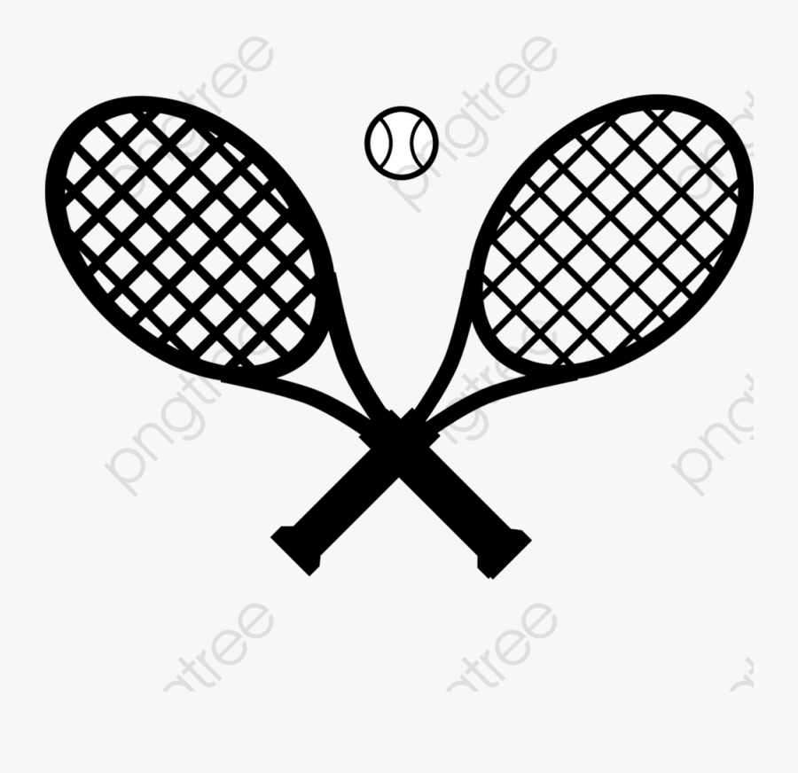 Tennis Ball Clipart Pink Jpg - Tennis Racket Clipart, Transparent Clipart