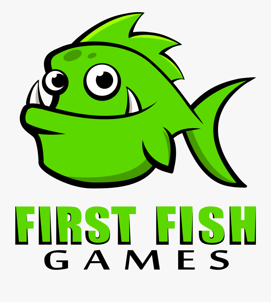 First Fish Games, Transparent Clipart