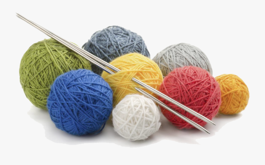 Yarn Png Download Image Vector, Clipart, Psd - Knitting Needles And Yarn Png, Transparent Clipart