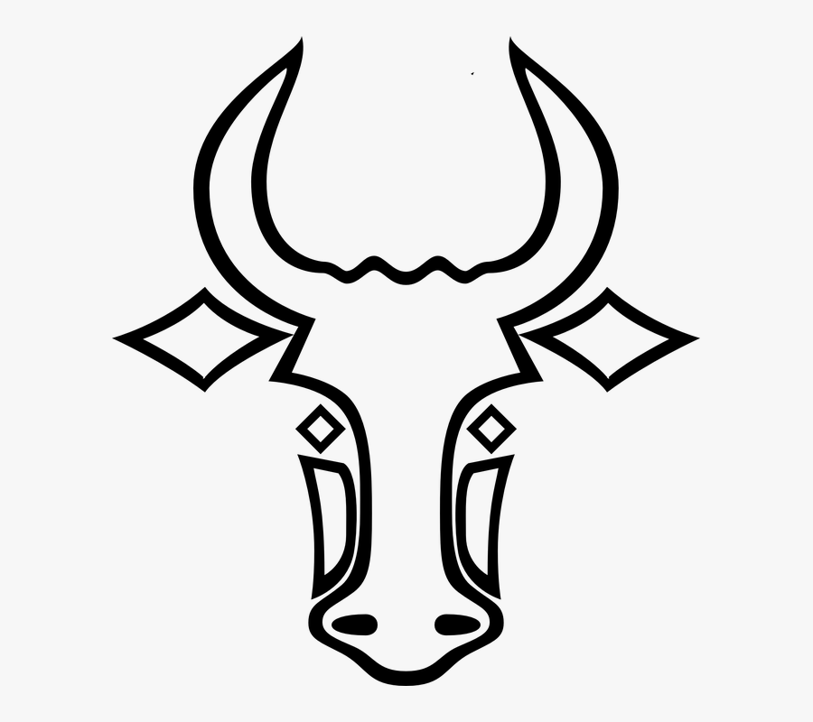Bull Riding Drawings Easy, Transparent Clipart