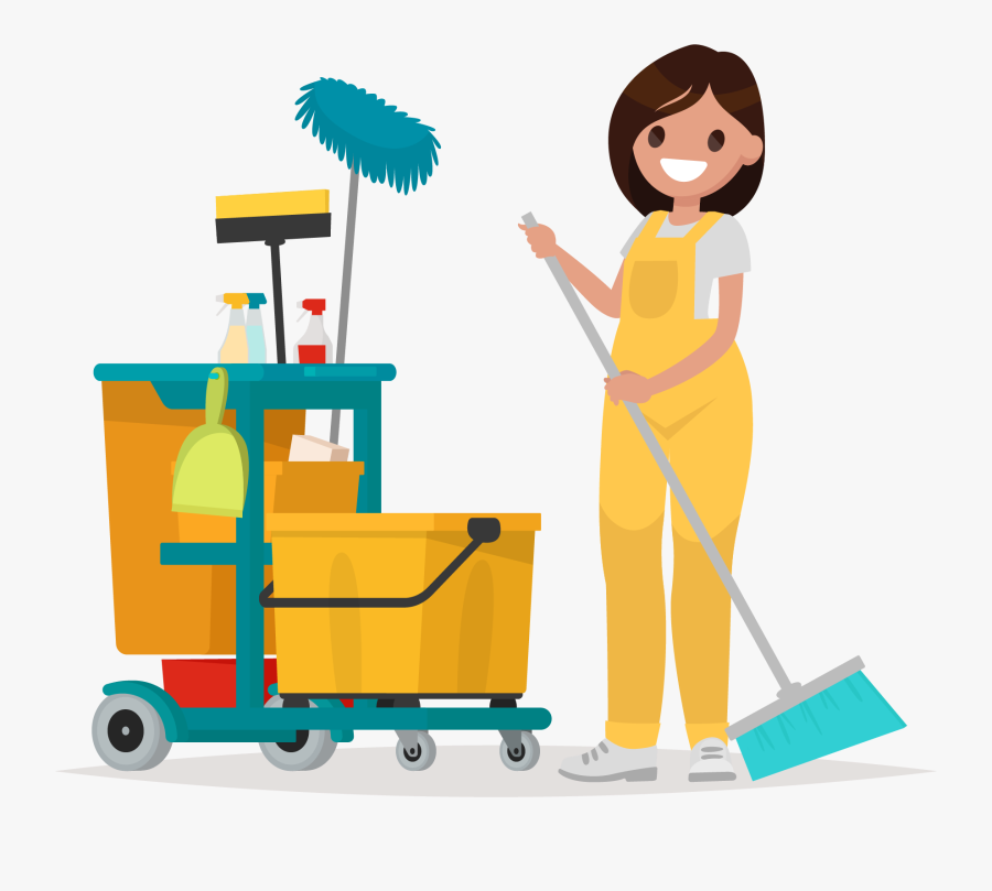 Cleaning Services Clipart, Transparent Clipart