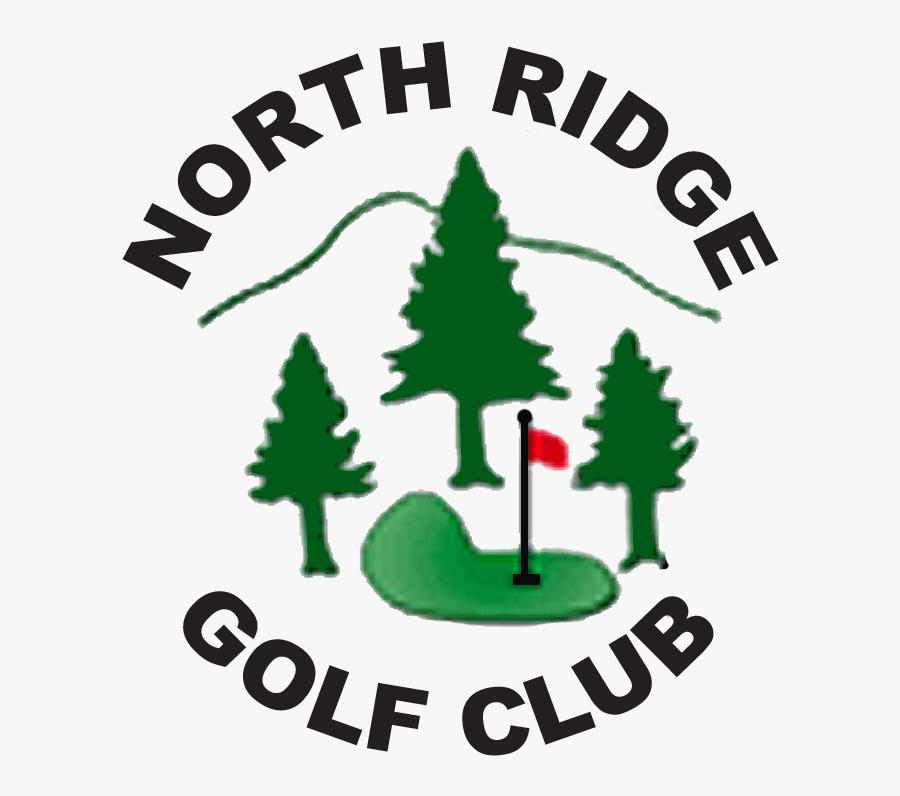 North Ridge Golf Club Senior Leagues - North Ridge Golf Club, Transparent Clipart