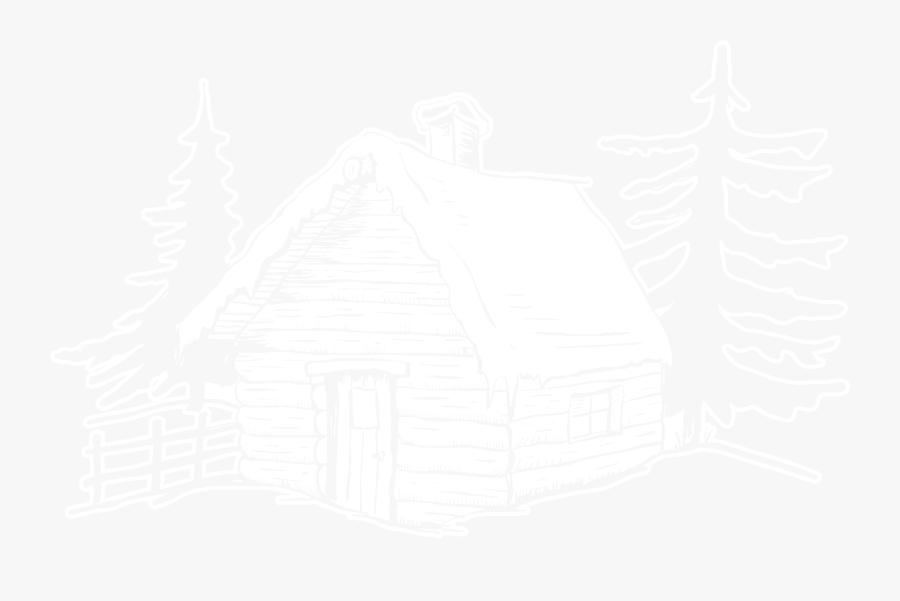 Cabin - Illustration - Illustration, Transparent Clipart