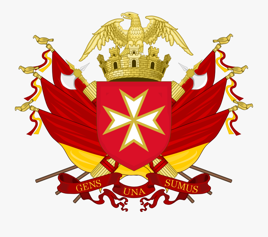 Roman Empire Coat Of Arms Deviantart, Transparent Clipart