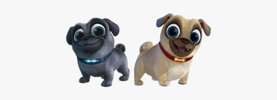 Hissy The Cat Puppy Dog Pals - Puppy Dog Tales Disney Junior, Transparent Clipart