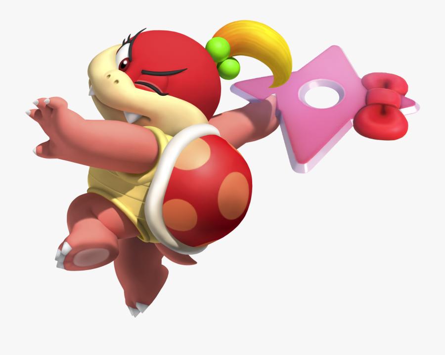 Super Mario Pom Pom, Transparent Clipart