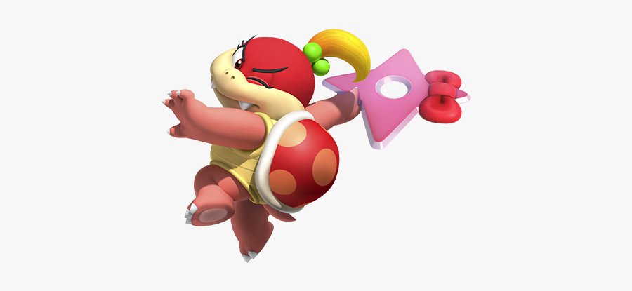 Super Mario Party Character List Pompom - Pom Pom Super Mario Party, Transparent Clipart