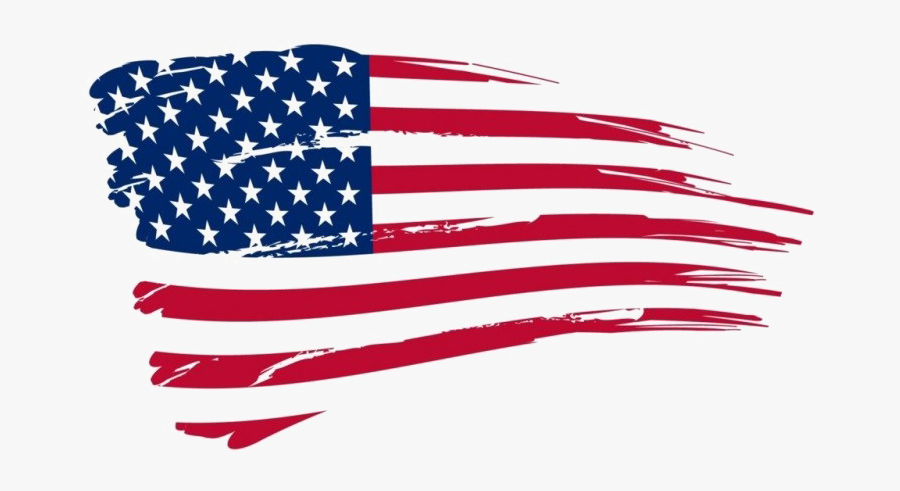 Flag Day Transparent - 4th Of July Png, Transparent Clipart