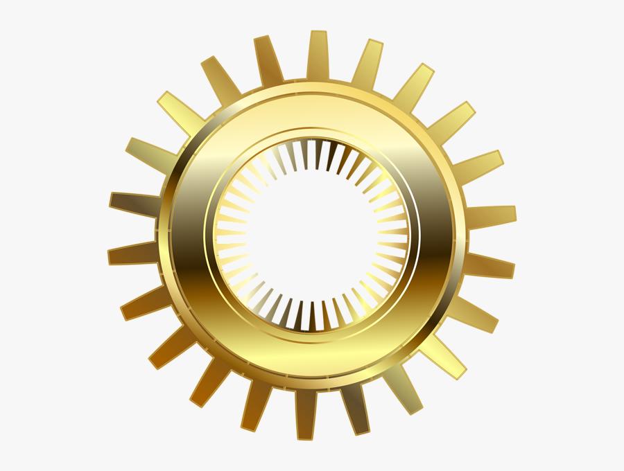 Gear Art, Steampunk Gears, Clip Art, Frame, Pictures - Steampunk Gear Gear Png, Transparent Clipart