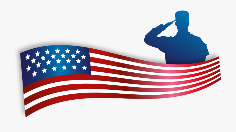Veterans Day Png Transparent Image - Happy Fourth Of July Vector, Transparent Clipart