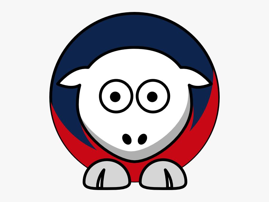 Sheep Columbus Blue Jackets Team Colors Svg Clip Arts - Cal State Fullerton Titans, Transparent Clipart