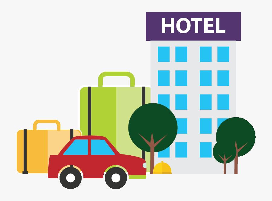 Hotel Clipart Clip Art - Hotel Management Erp, Transparent Clipart