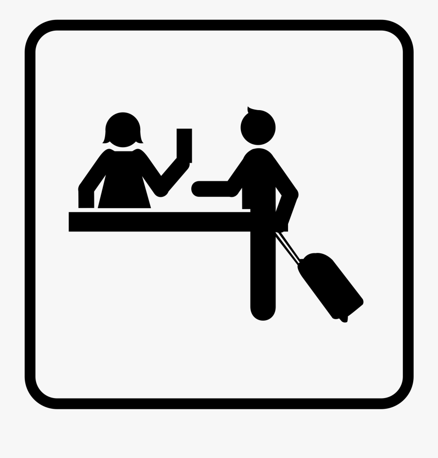 Reception Clipart Free Clipart Images - Hotel Reception Clipart, Transparent Clipart