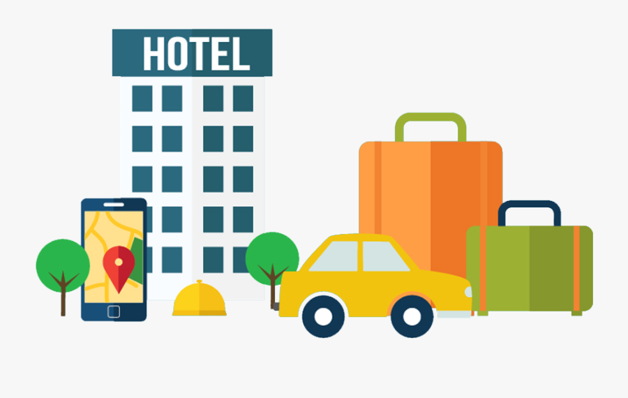 Hotel Booking - Hotel Clipart, Transparent Clipart