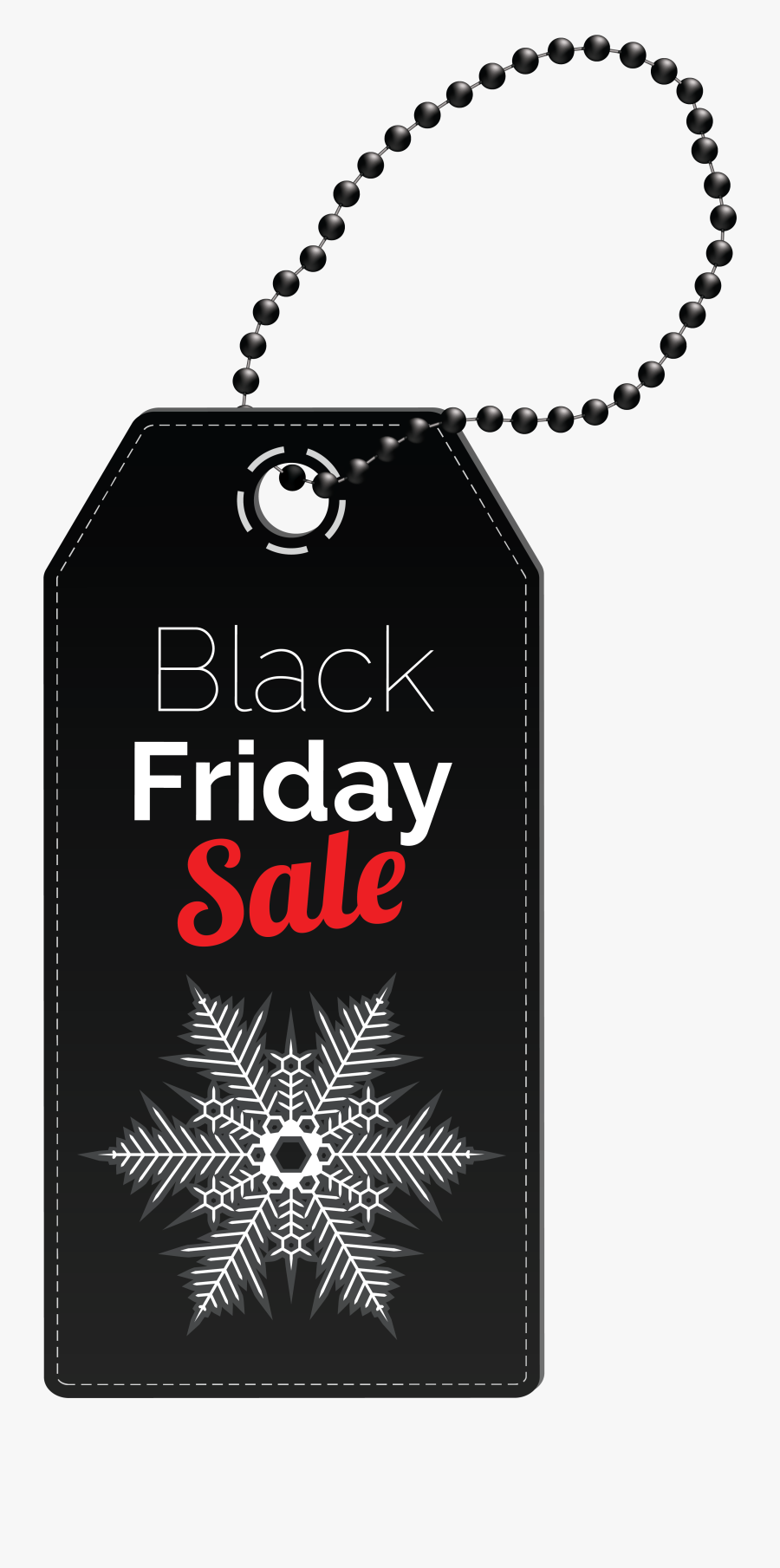 Tag Png Transparent Image - Black Friday Sale Tag Png, Transparent Clipart