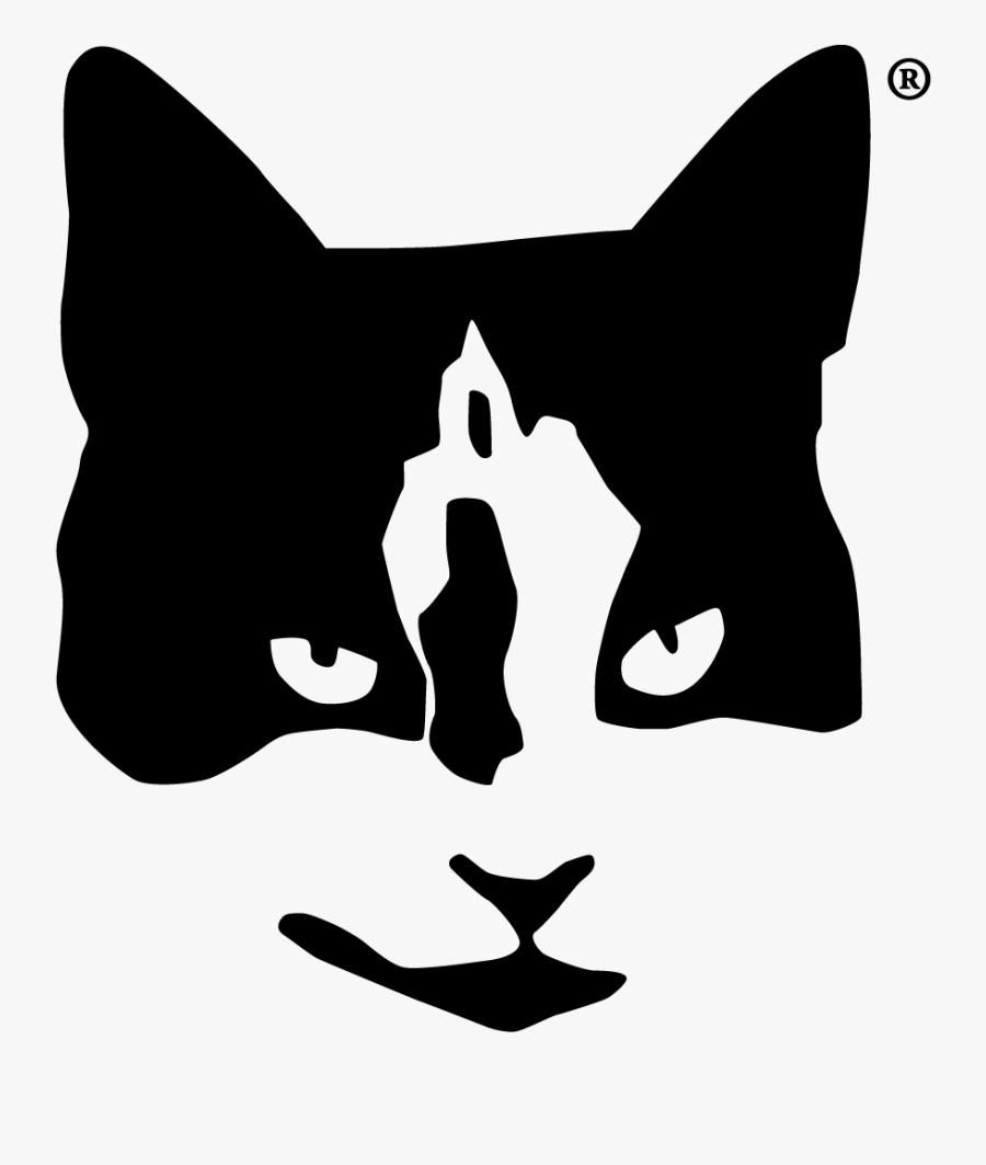 Poor Cat Designs - Cat Designs, Transparent Clipart