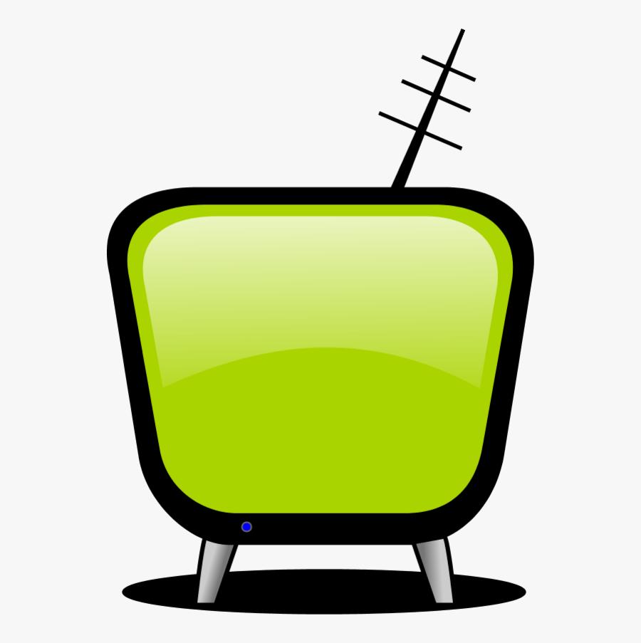 Vector Clip Art - Tv Clip Art, Transparent Clipart