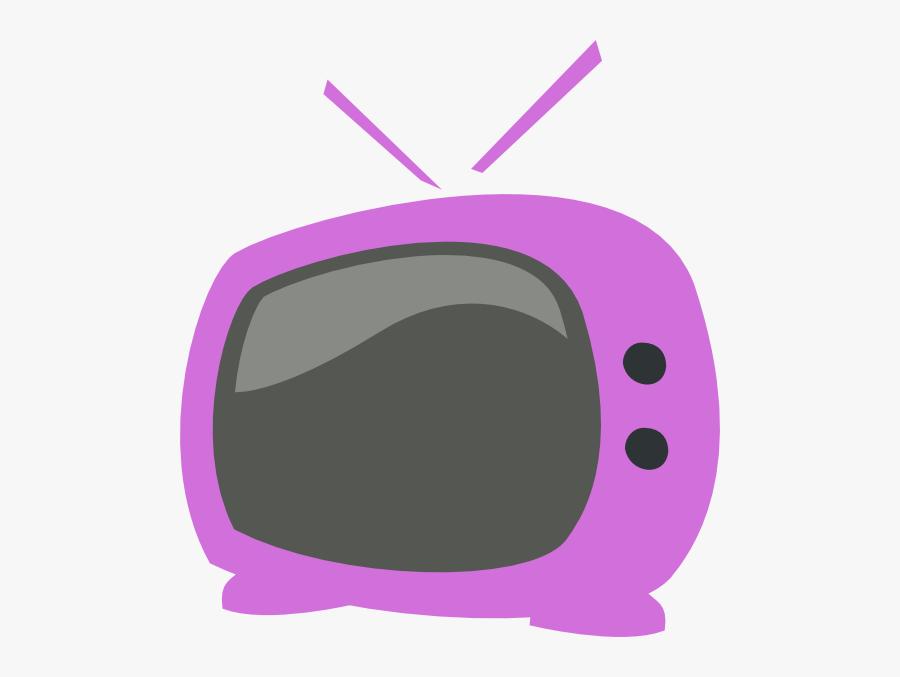 Cartoon Tv Symbol, Transparent Clipart