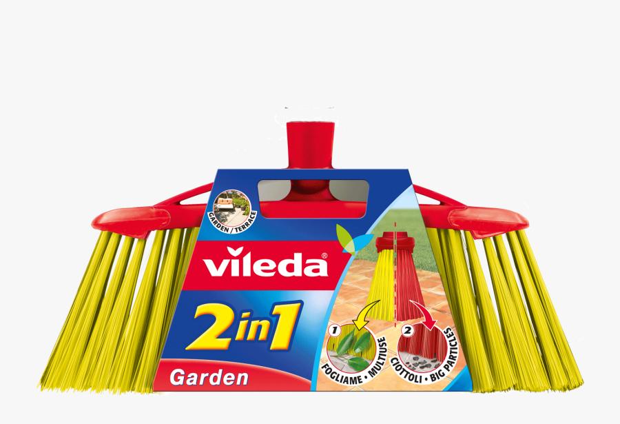 Escoba Vileda, Transparent Clipart