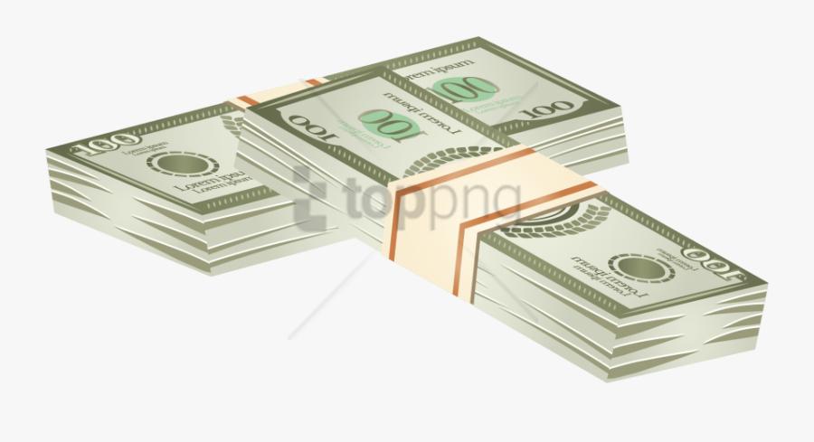 Money Clipart Transparent Background - Money Transparent Background, Transparent Clipart