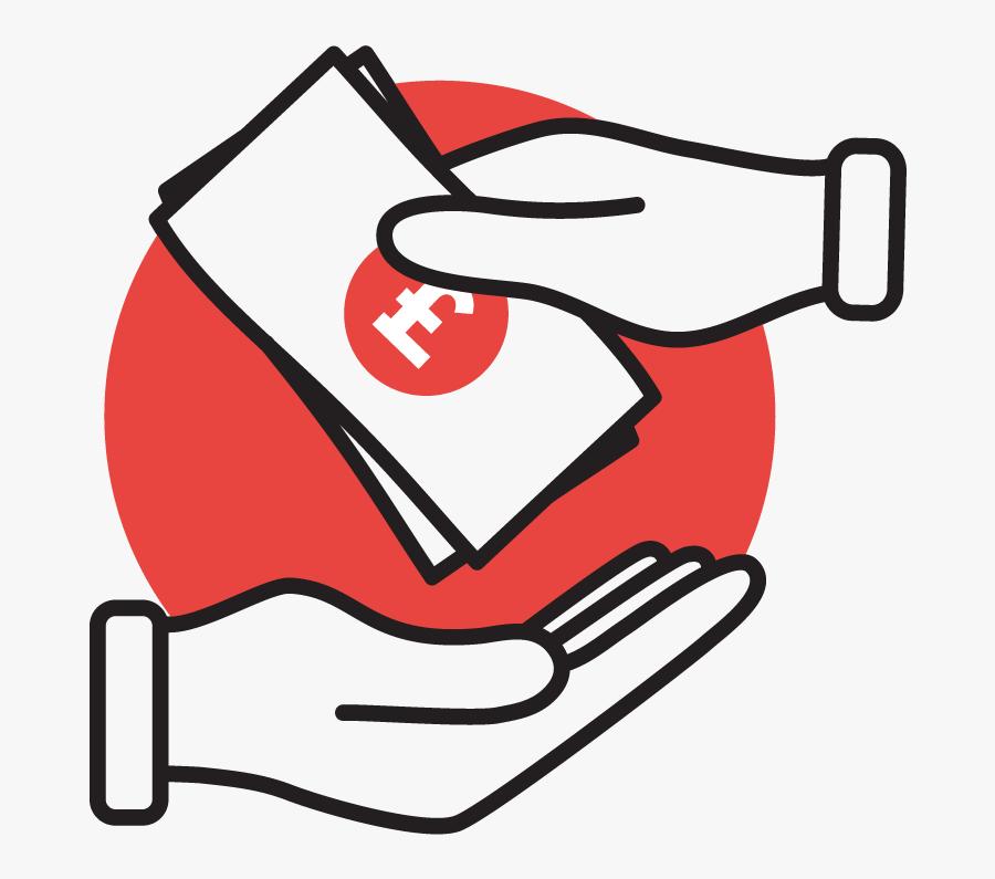 Hospital Daily Cash, Transparent Clipart