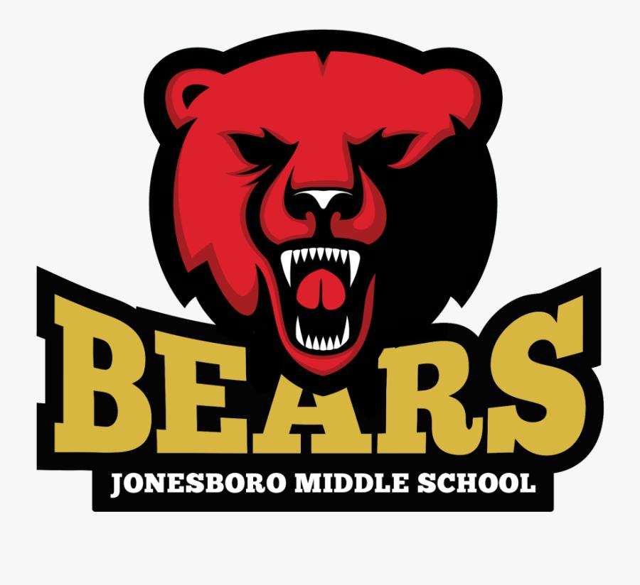 School Logo - Jonesboro Middle School, Transparent Clipart
