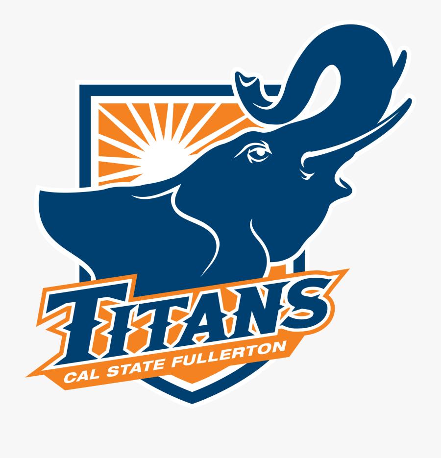 Cal State Fullerton Titans, Transparent Clipart