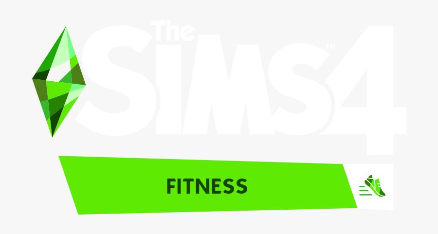 Sims 4 Island Living Logo, Transparent Clipart