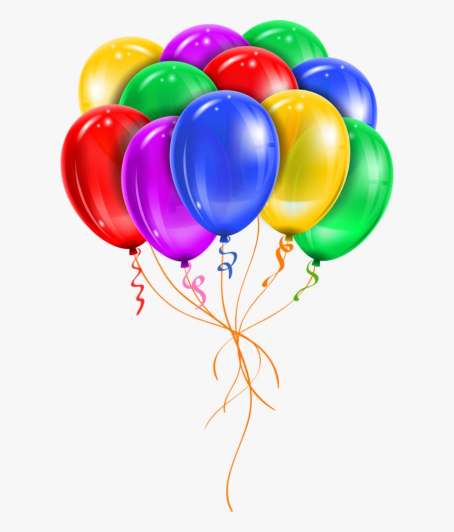 Bunte Ballons - Balloons Png Transparent , Free ... (900 x 1054 Pixel)