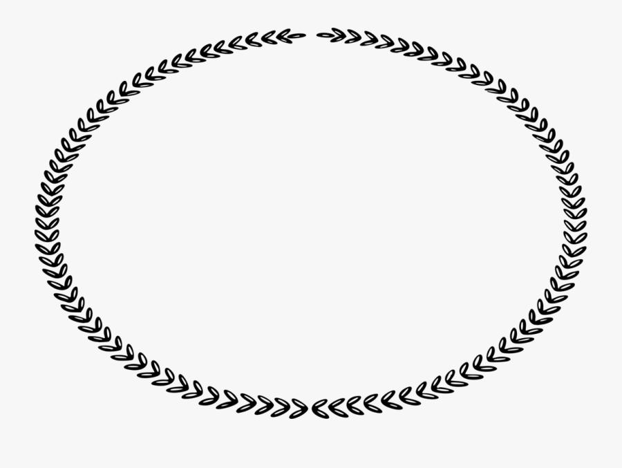 Line Art,area,monochrome Photography - Circle, Transparent Clipart