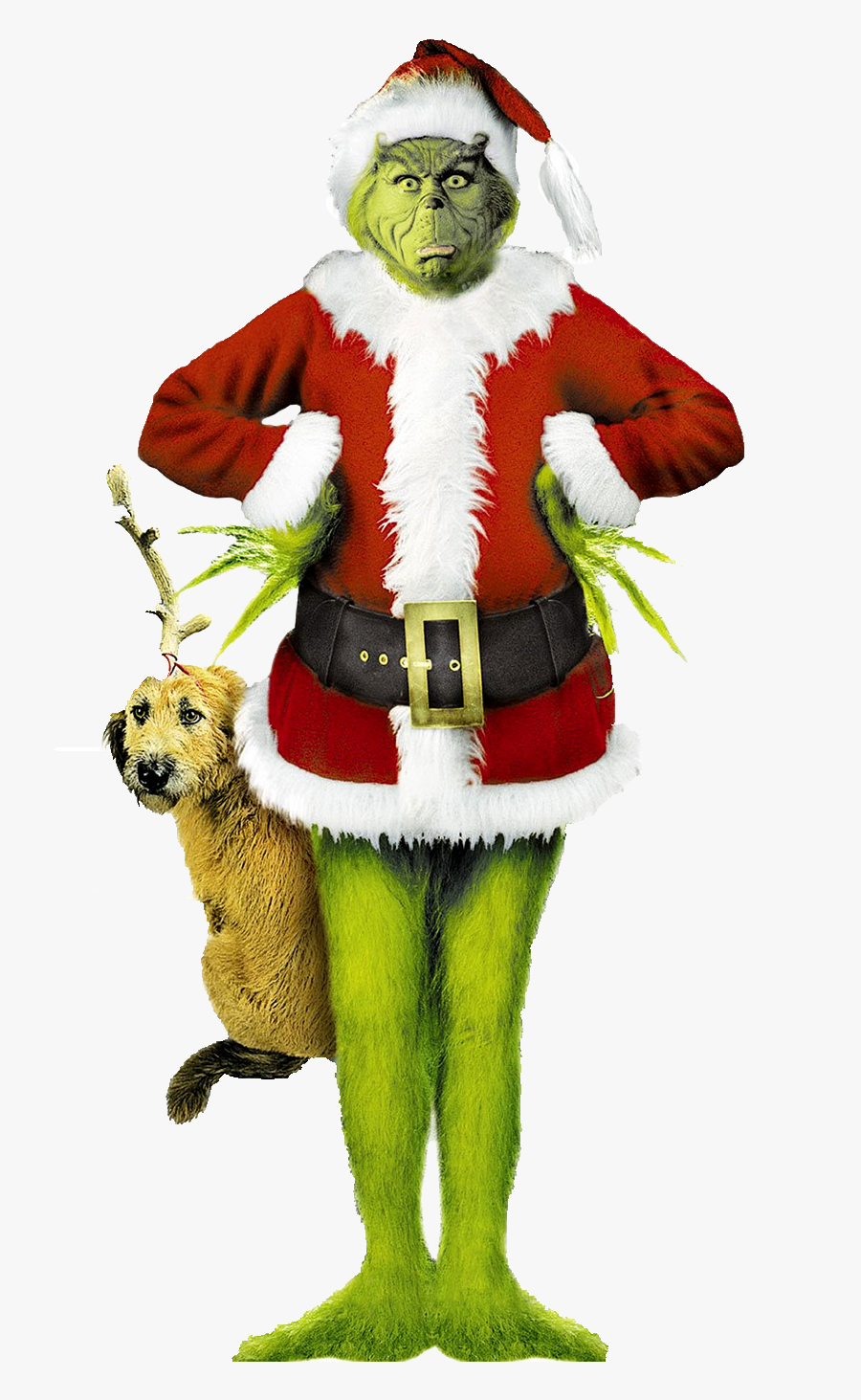 Images Download - Grinch Who Stole Christmas Feet, Transparent Clipart