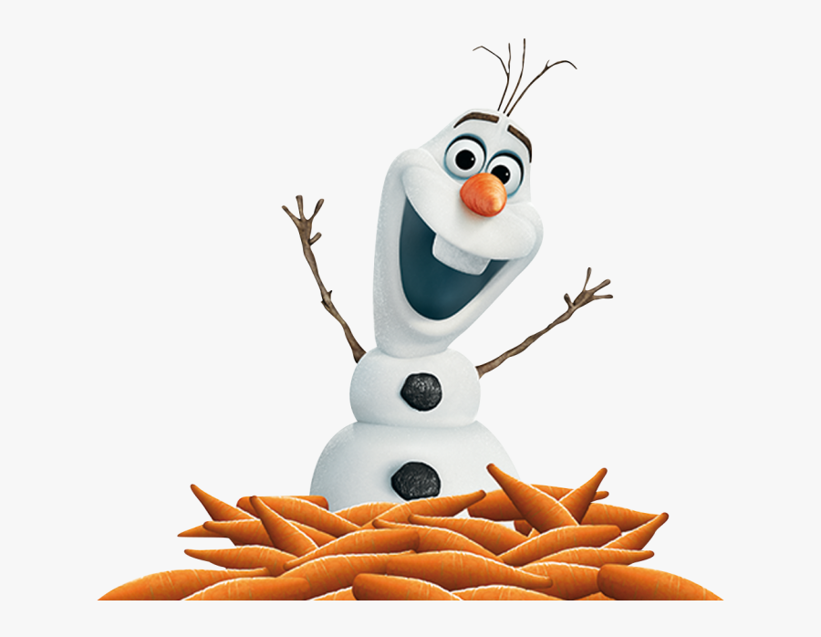 Olaf In Black And White Clipart - Full Size Clipart (#4132180) - PinClipart