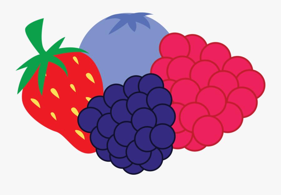 Clip Art Berries Cartoon - Berries Cartoon Png, Transparent Clipart