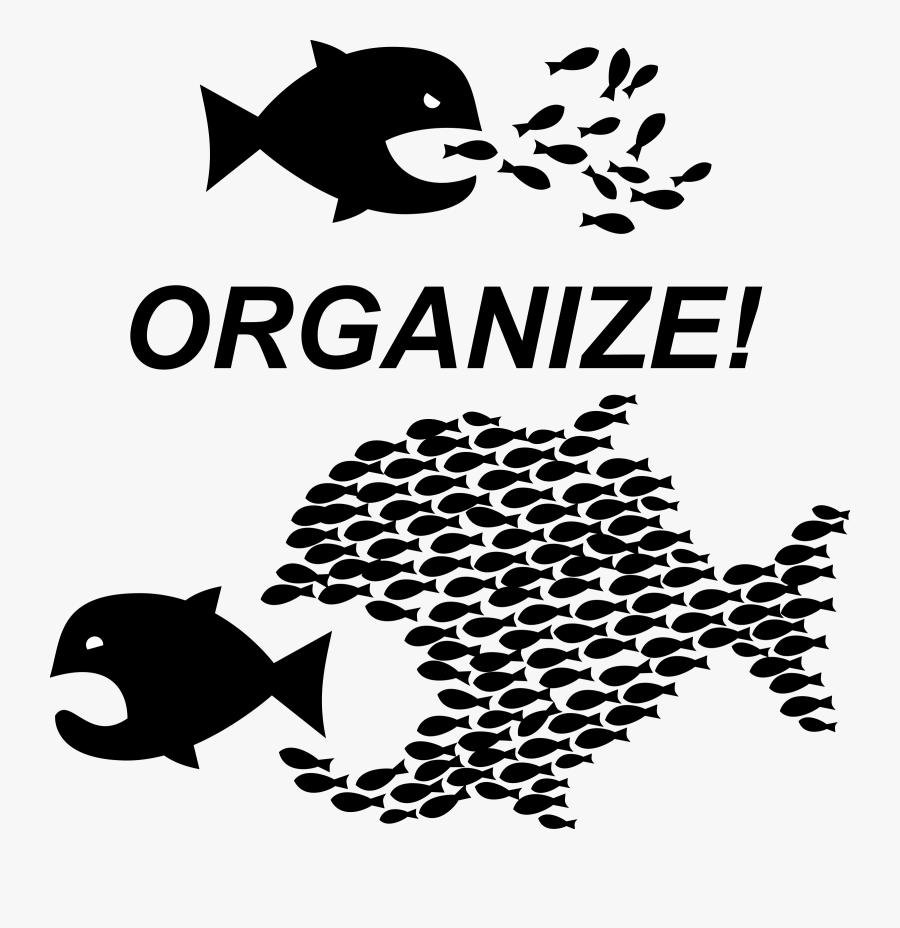 Clipart - Union Organize, Transparent Clipart