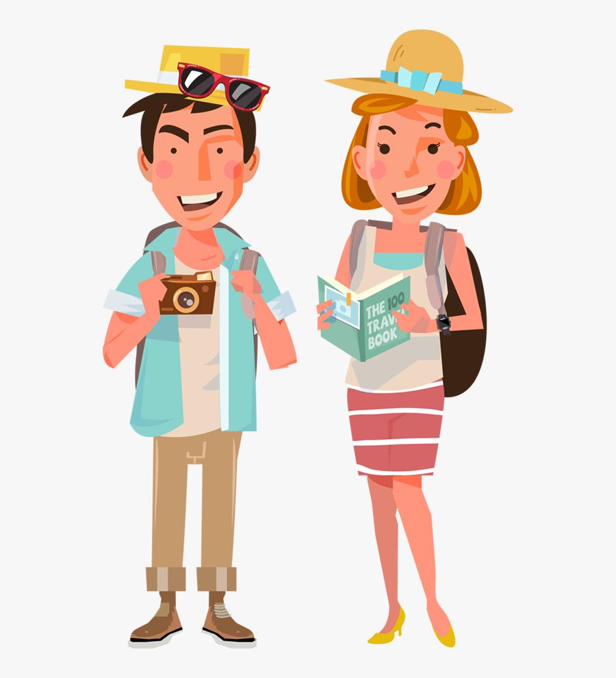 Travel - Traveler Clipart, Transparent Clipart
