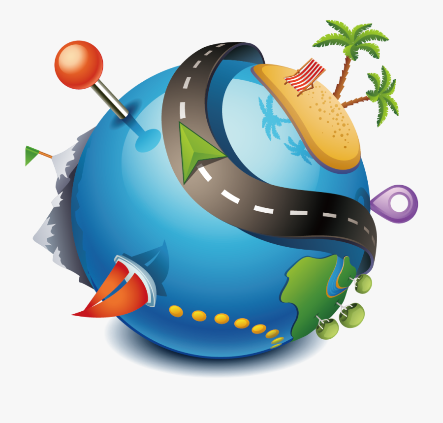 Vacation Icon Traveling Png Tour And Travel Icon Free Transparent Clipart Clipartkey
