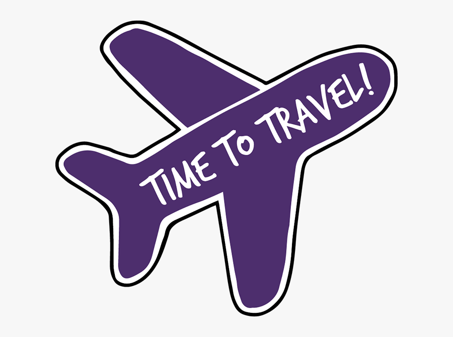 "Let""s Go Travel - Travel Sticker Png, Transparent Clipart"