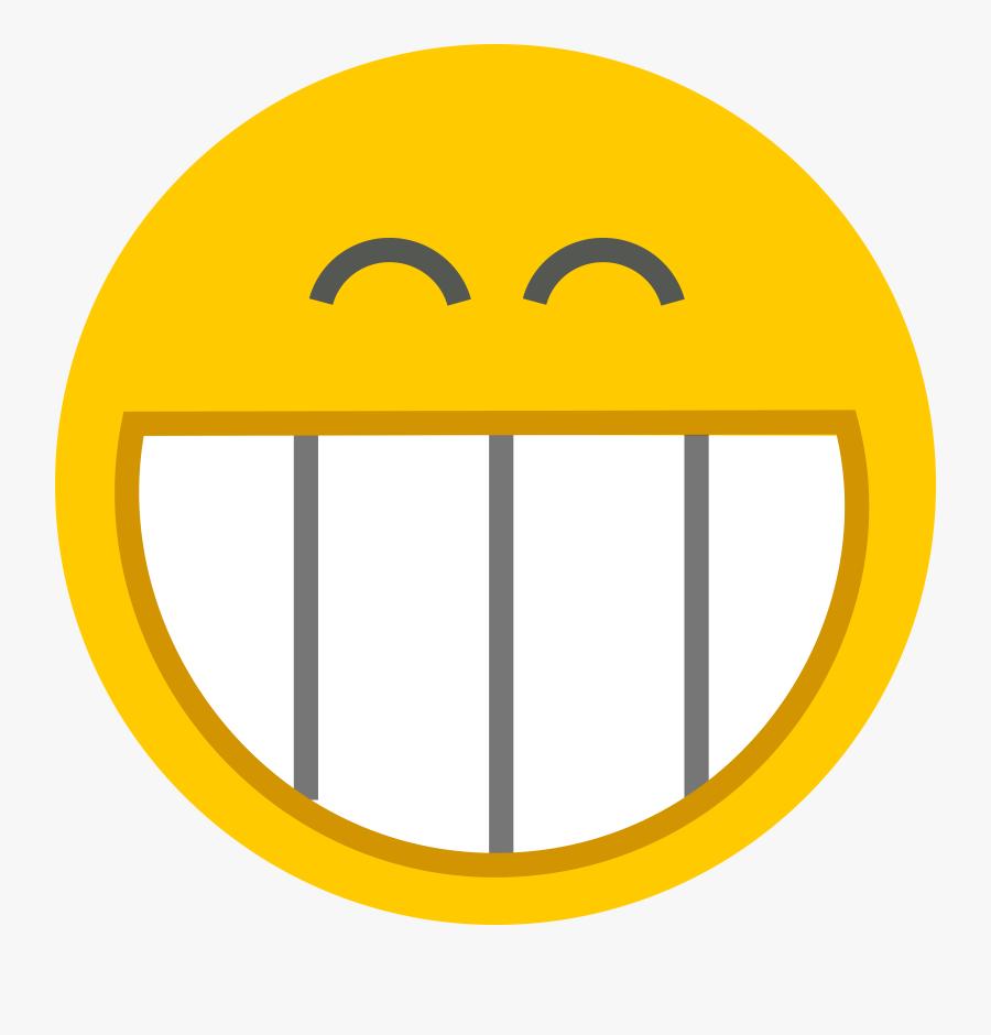 Smile Clip Art Clipart - Happy Face Vector Art, Transparent Clipart